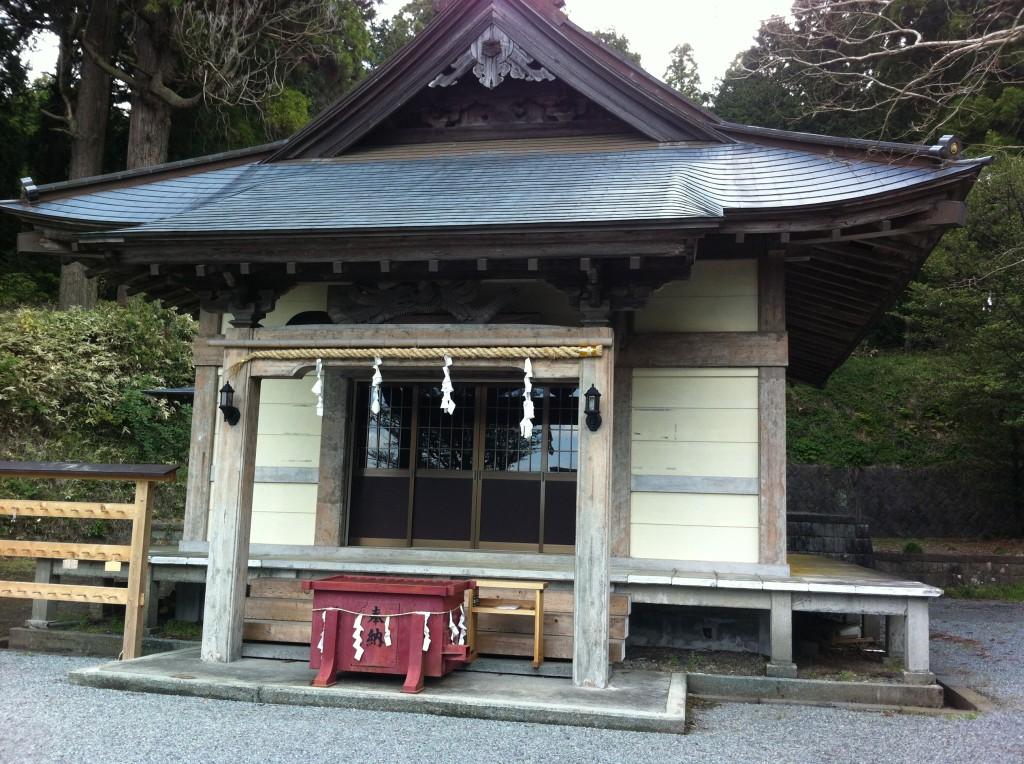 村山浅間神社1
